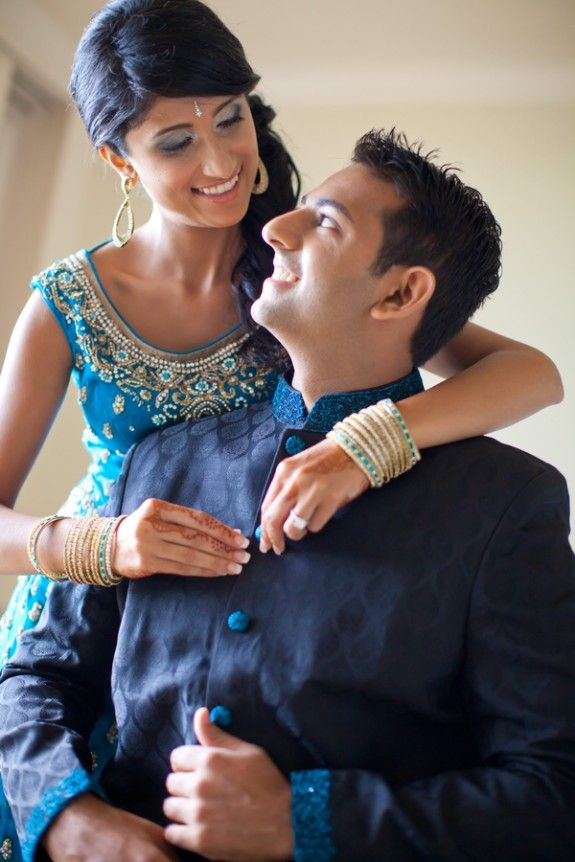 Preeya and Pramod's Hawaiian Hindu Wedding Photo credit: IQphoto Studio