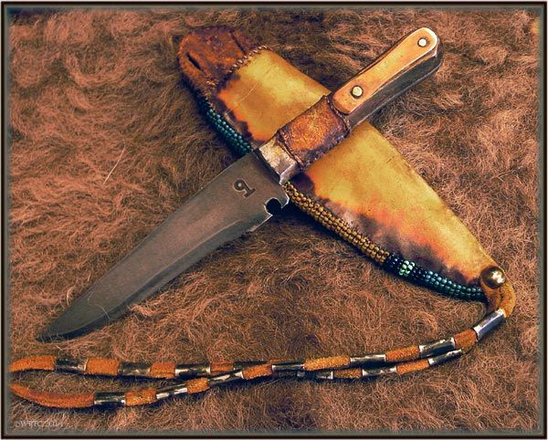 68 Best Western Frontier Style Knives Images On Pinterest