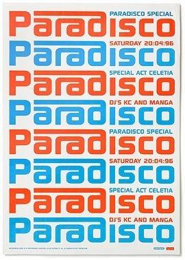 Paradiso / Posters 1 - Experimental Jetset