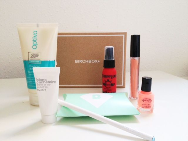 Birchbox comes to Spain!!