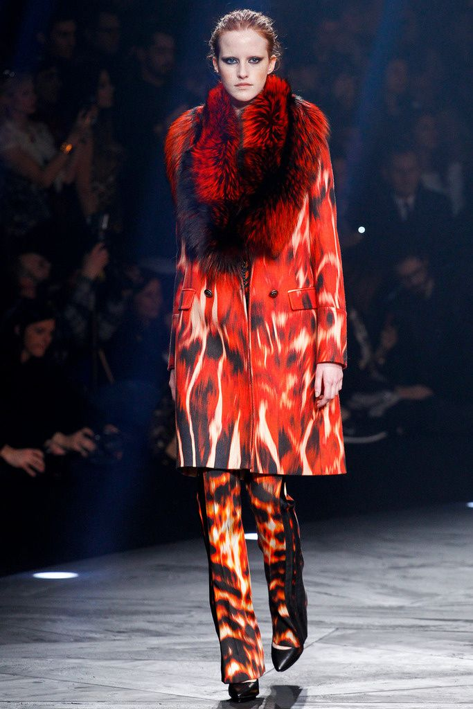 Roberto Cavalli Fall Winter 2014-2015 #FW14 #MFW