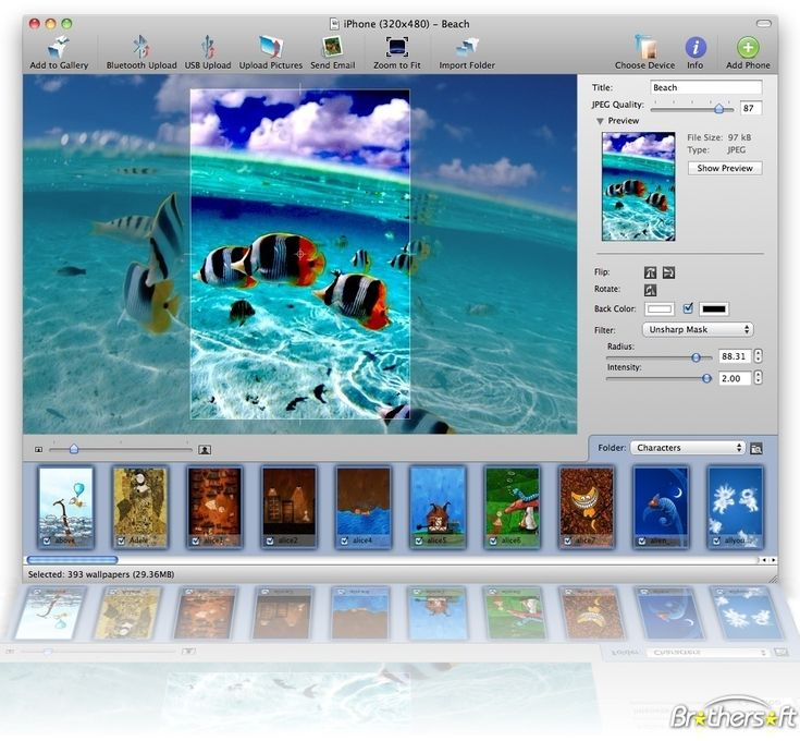 Cell Phone Wallpaper Maker - latest version 2017 free download