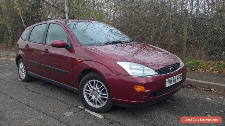 ford focus 2.0 Ghia with leather Mot till May 18 78000 miles #ford #focus #forsale #unitedkingdom