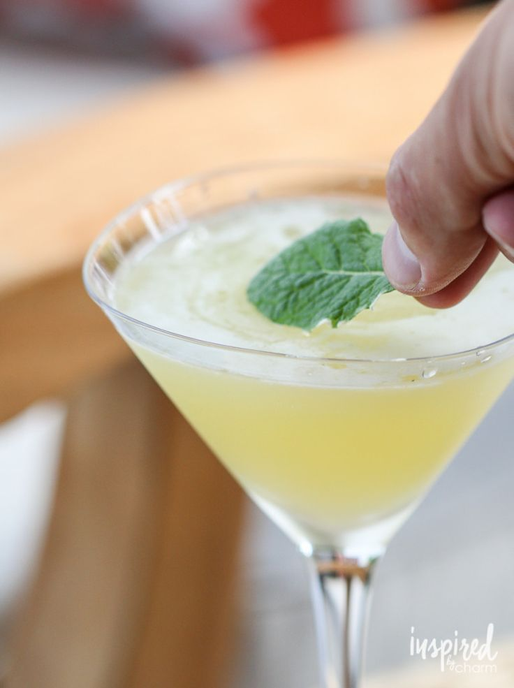 Spicy Chipotle Pineapple Martini
