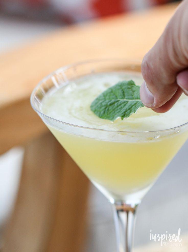 Spicy Chipotle Pineapple Martini
