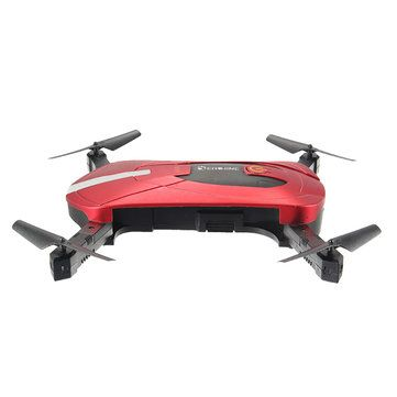 Eachine E52 WiFi FPV Selfie Drone With High Hold Mode Foldable Arm RC Quadcopter RTF Sale - Banggood.com