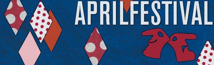 Aprilfestival - teaterfestival for børn og unge