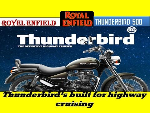 ROYAL ENFIELD || Royal enfield 500cc review || royal enfield THUNDERBIRD...