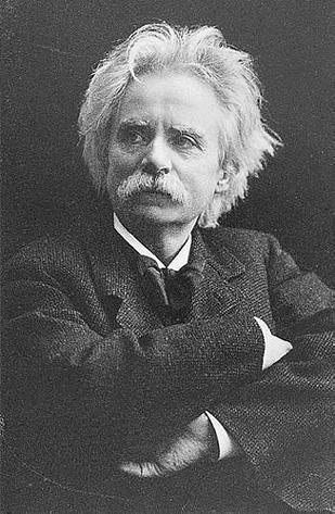 Norwegian composer and pianist, Edvard Grieg http://en.wikipedia.org/wiki/Edvard_Grieg