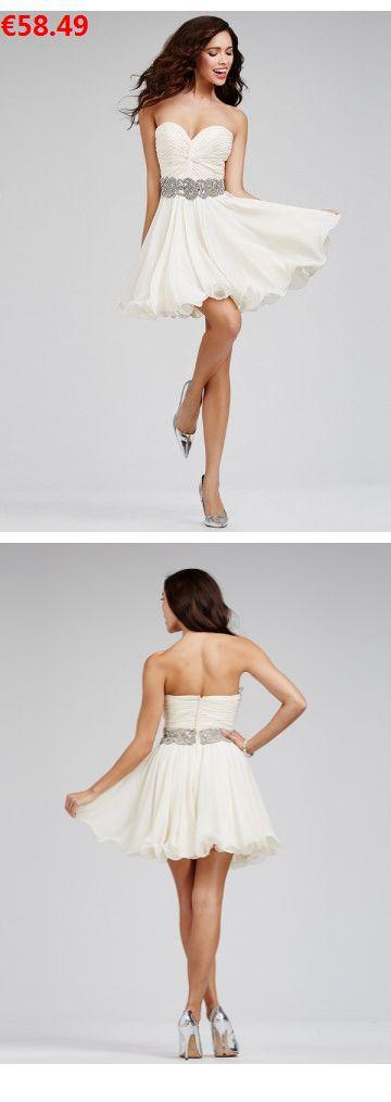 A-Linie Herz-Ausschnitt Chiffon günstige Abendkleider Abiballkleider 2016                                 Specifications                                              ÄRMELLÄNGE          Ärmellos                                  AUSSCHNITT          Herz-Ausschnitt                                  RÜCKEN          Reißverschluss                                  Saumlänge/Schleppe          Kurz/Mini  #bridalcouture#fashion#hochzeit2018#ballkleider#fashionbridel#ballkleider