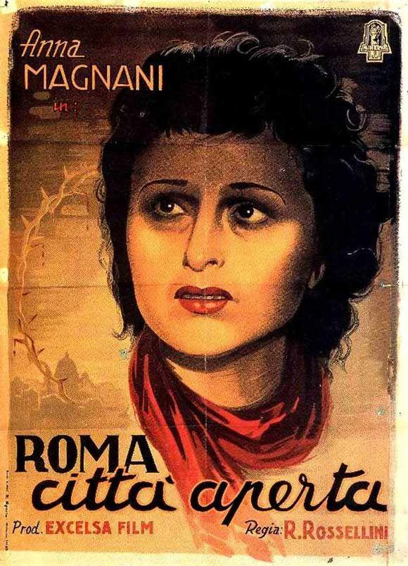 Roma città aperta by #Roberto #Rossellini, 1945