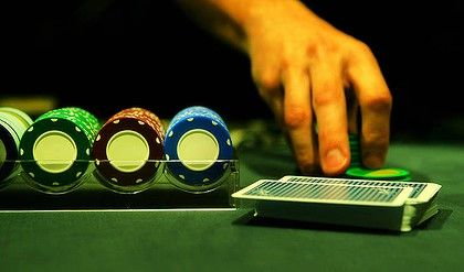 Poker sites are flush with Aussie players
