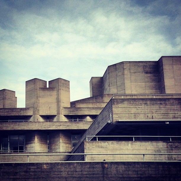 47 best brutalist architecture images on pinterest for Best architecture firms in london