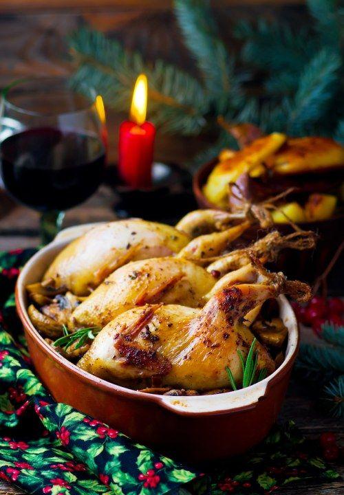 Festlich kochen: Einfaches Weihnachtsmenü