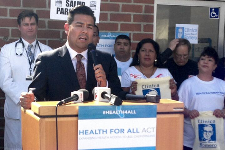 Time for California to Join Rest of Developed World in Guaranteeing Healthcare for ALL - https://www.laprogressive.com/ricardo-lara-sb-562/