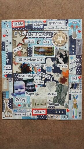 Collage Mats