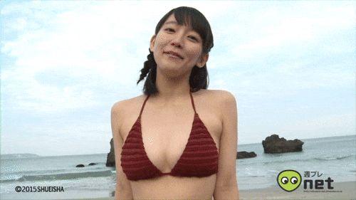吉岡里帆GIF