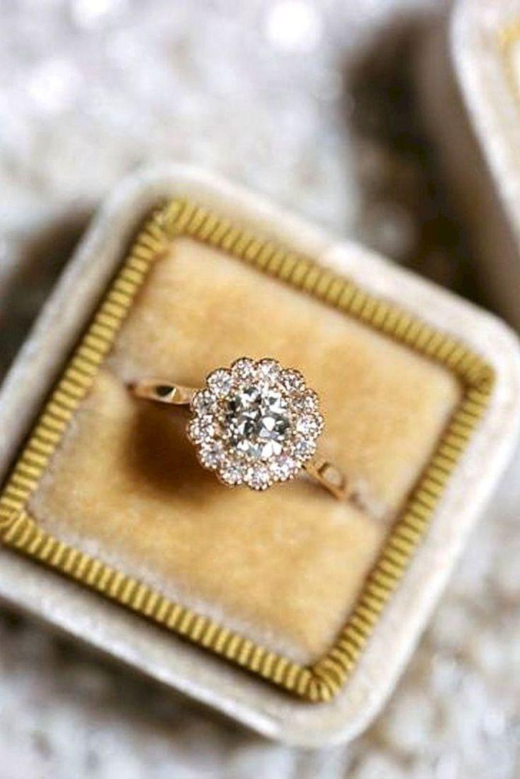 best antique engagement rings art deco images on pinterest