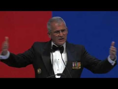 Oliver North' US Troops Veteran's Day Video