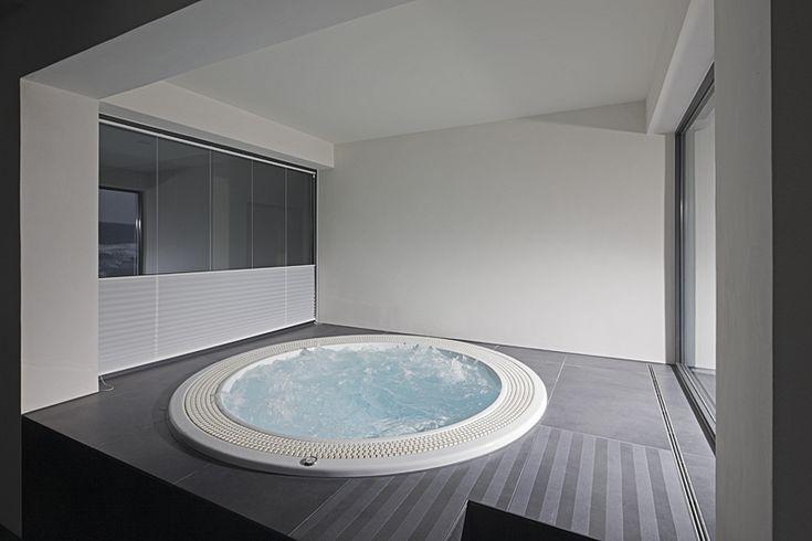 30 best elite private indoor pools images on pinterest. Black Bedroom Furniture Sets. Home Design Ideas