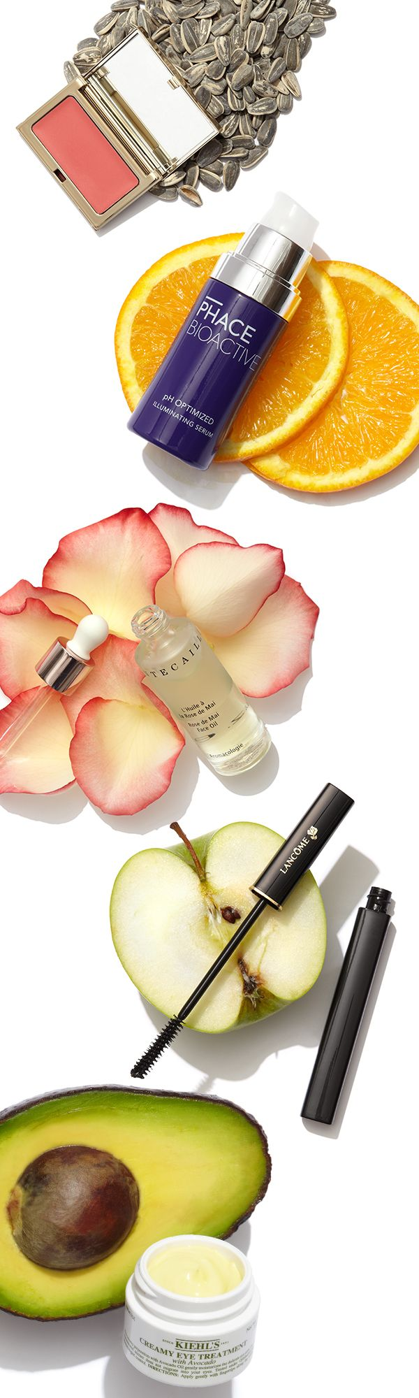 Discover Mother Nature's secret botanical spirit. #SaksBeauty