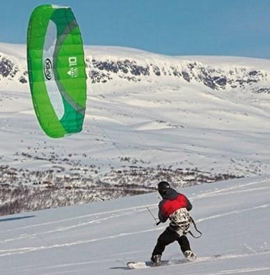Snowkiting Kites Review for Landsurfing, Snowkiting, Power Kiting and Kites Buggying