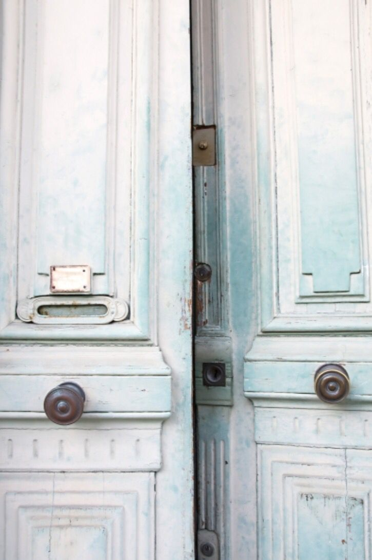 """This wonderful front door is from our feature""""Casual in Carcassonne"""""""