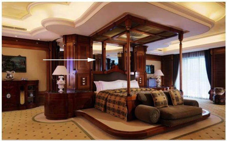 Ele tem 7 andares e até uma livraria particular: conheça o maior quarto de hotel…
