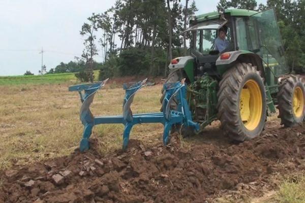 무안군, 농기계 임대사업소 운영 이용율 증가