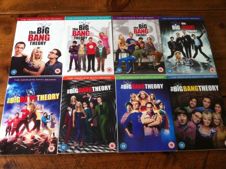 Big bang #theory dvd #seasons 1-8,  View more on the LINK: http://www.zeppy.io/product/gb/2/252735651859/