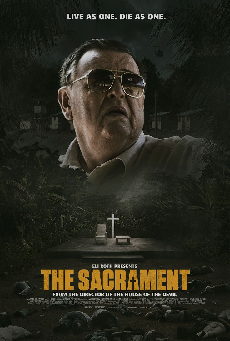 312. The Sacrament (2013)  #9 in the 31 Horror Films I Haven't Seen Month.