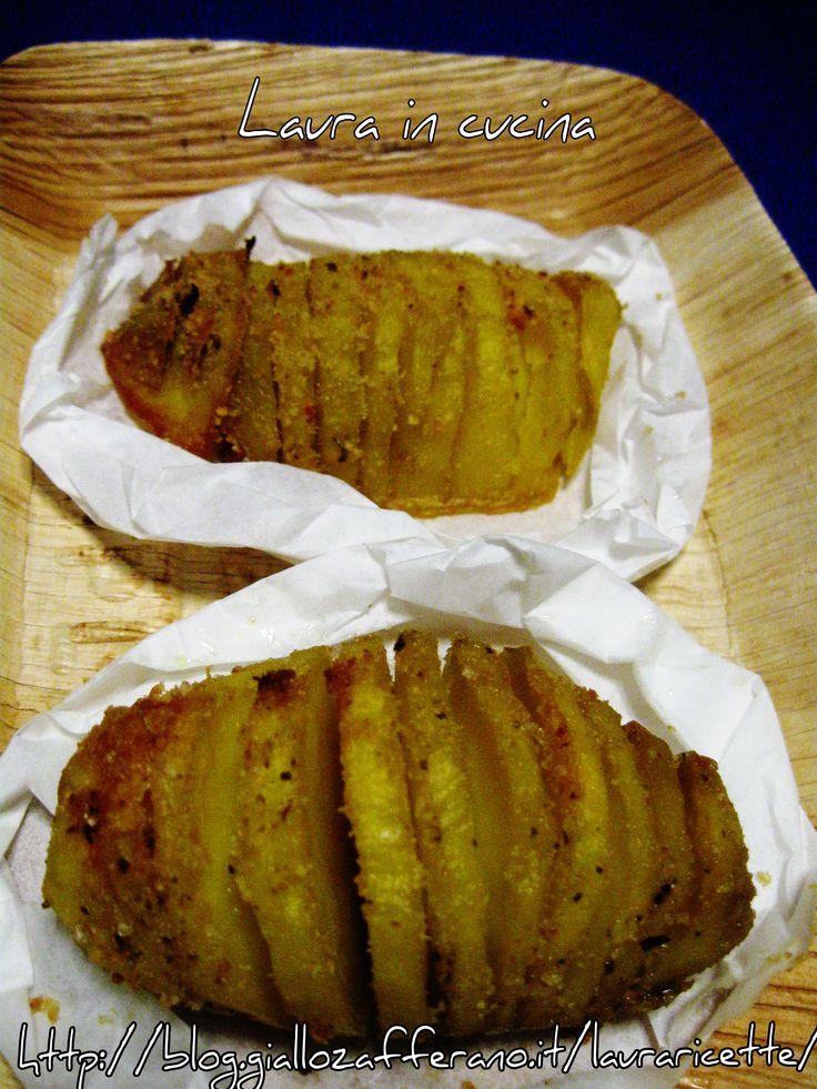 Patate al forno,ricetta facile