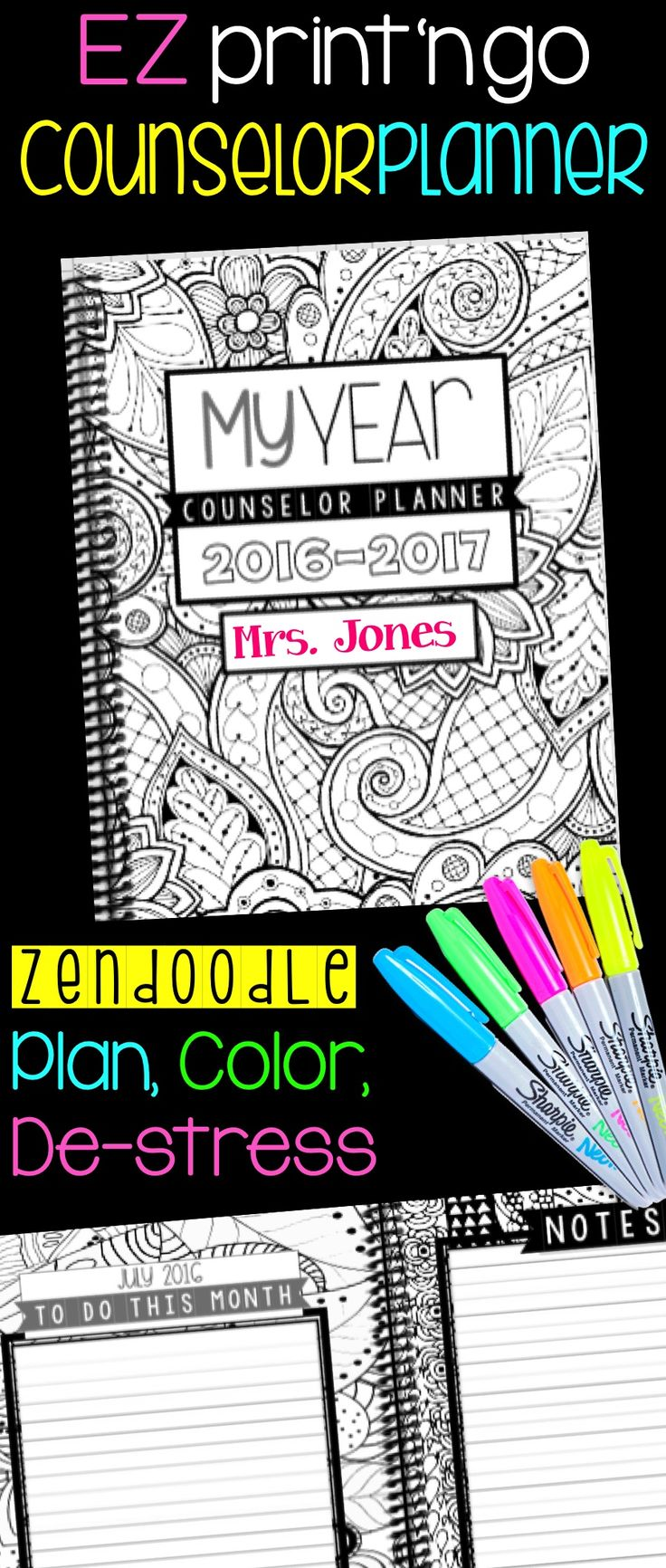 Coloring book for notability - The Zentangle Designs Allow You To Color Your Way