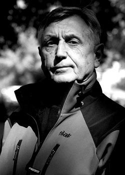Jiří Menzel (1938) - film director, theatre director, actor, and screenwriter, combining a humanistic view of the world with sarcasm and provocation. A member of the Czech New Wave, became internationally famous in 1967, when his first feature film, Closely Watched Trains, won the Academy Award for Best Foreign Language Film. #Czechia