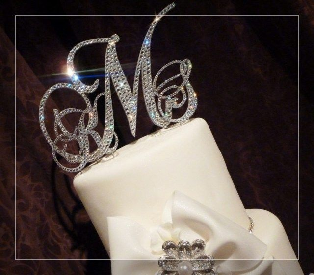 27 Elegant Image Of Birthday Cake Toppers Michaels Birijus Com Cake Topper Wedding Monogram Monogram Cake Toppers Wedding Cake Toppers Letters