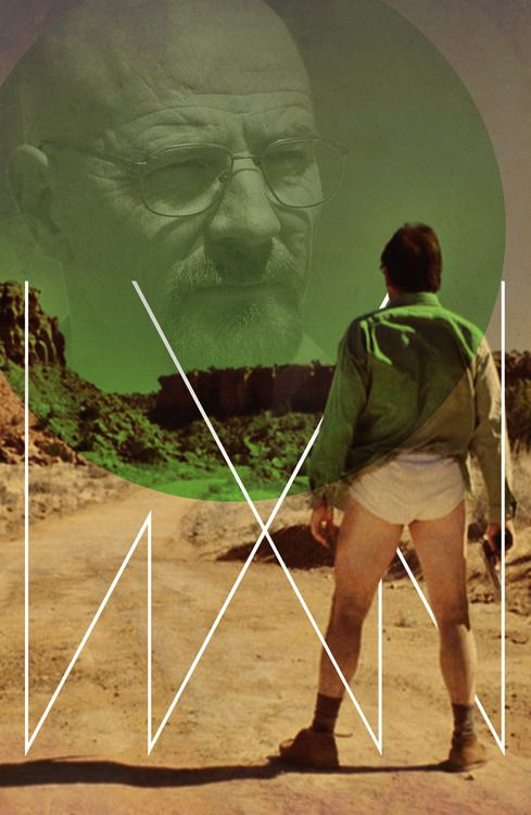 Breaking Bad is my favorite television show of all time. I love the music, cinematography, and acting in the show.