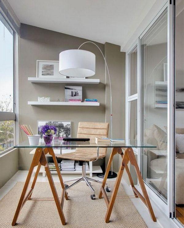 Ideas para oficinas en casa                                                                                                                                                                                 Más