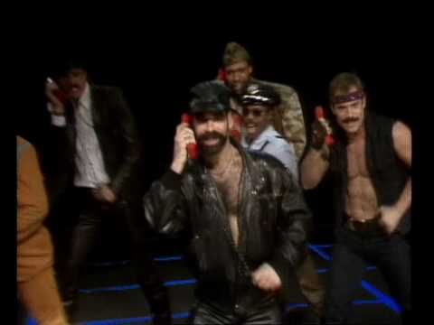 ▶ Village People - Sex Over The Phone OFFICIAL Music Video 1985 - YouTube
