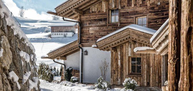 Das Adler-Chalet - Chalets Tirol & Hüttendorf - Herzlich willkommen im Hüttendorf Ladizium in Serfaus-Fiss-Ladis