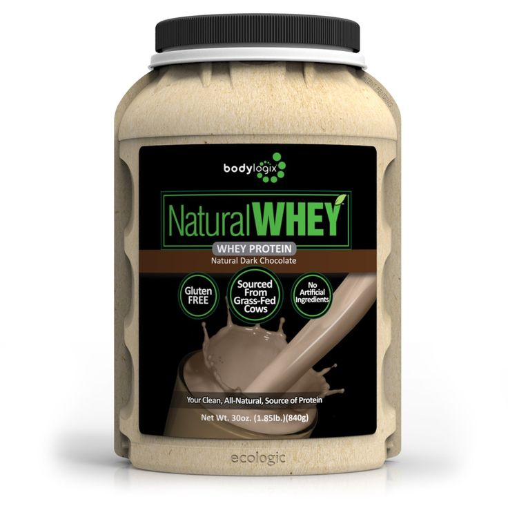 Natural Whey Protein Powder