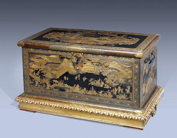 Art Detective - Taide etsivä: Japanilainen arkku myytiin yli 7 miljoonalla eurolla !!!