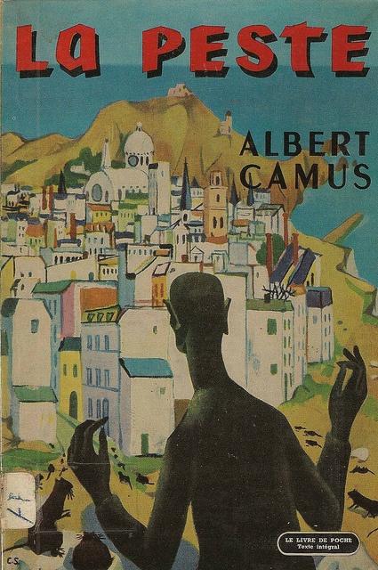 La Peste, Albert Camus.