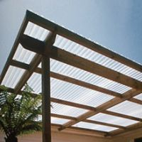 Attractive PVC Sheets Corrugated Fiberglass Panels Vinyl Building Panels