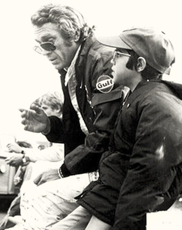 Steve McQueen and Your Child - The Movie 24 Hours of Le Mans 1970