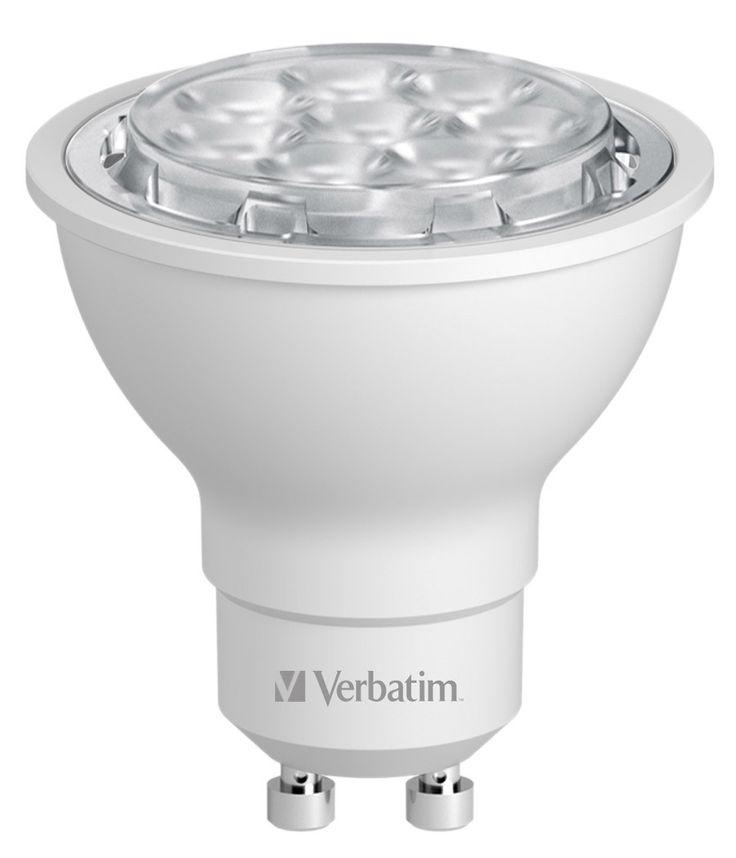 Verbatim LED GU10 6.5W Dimmable