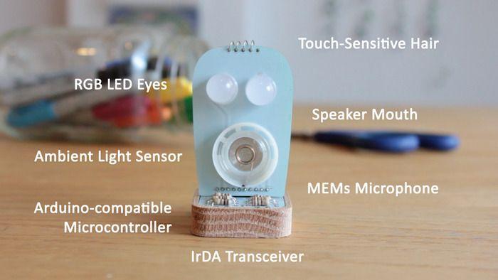 Little Robot Friends by Aesthetec Studio — Kickstarter