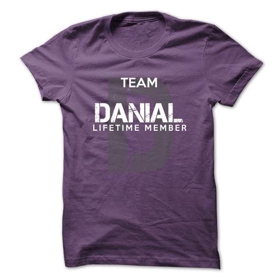 DANIAL - TEAM DANIAL LIFE TIME MEMBER LEGEND - #pink shirt #tshirt summer. PRICE CUT => https://www.sunfrog.com/Valentines/DANIAL--TEAM-DANIAL-LIFE-TIME-MEMBER-LEGEND-53931844-Guys.html?68278