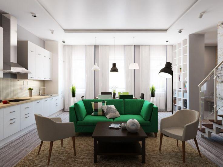 Best Living Room Design Decoration Images On Pinterest - Apartment soft minimalist decor