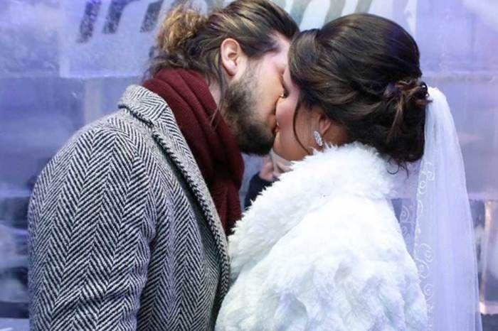 Luan Santana é flagrado casando e beijando fã em festa junina