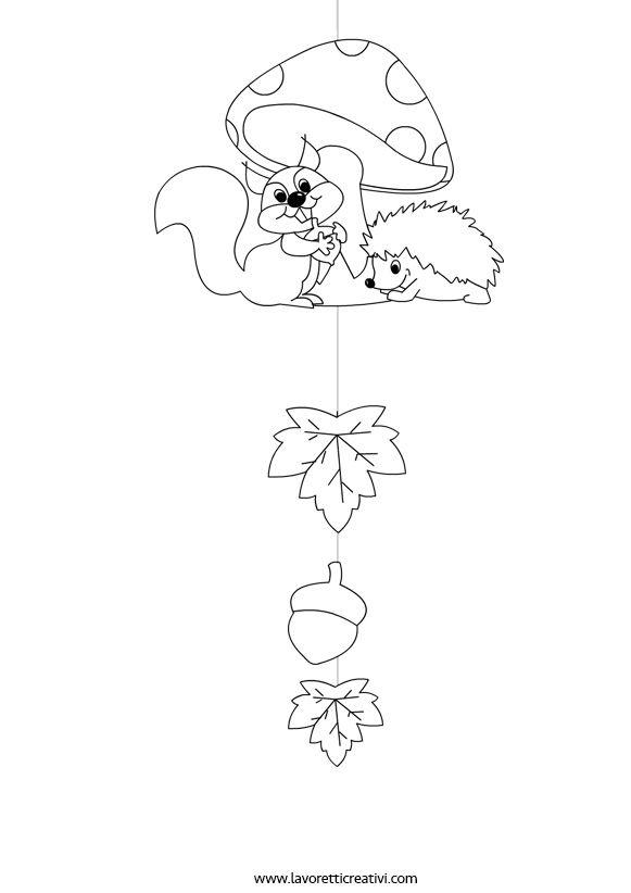 addobbi-autunno-scoiattolo2